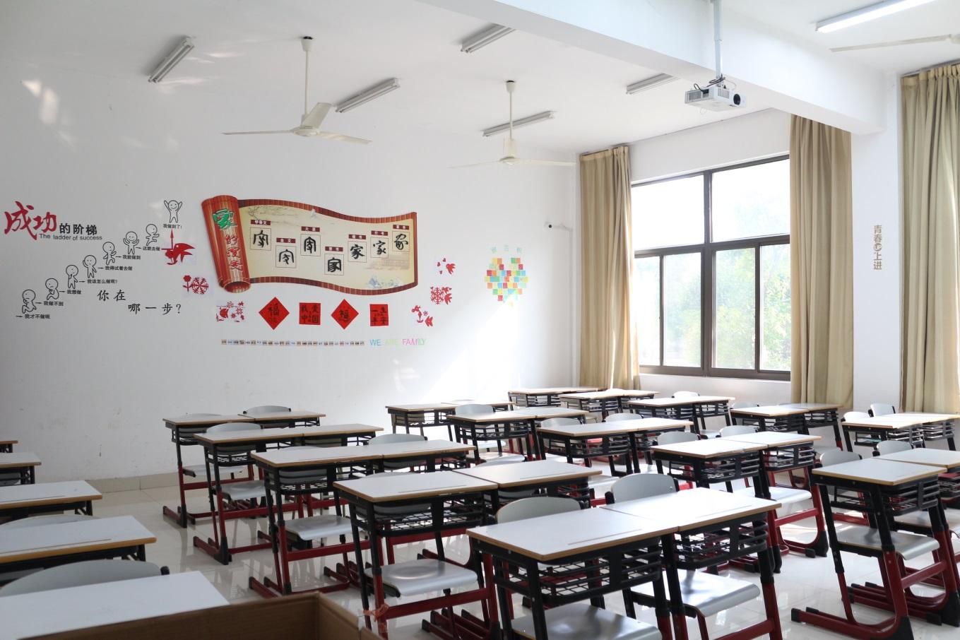 留学生教育学院第二届教室 宿舍美化大赛顺利举办图片