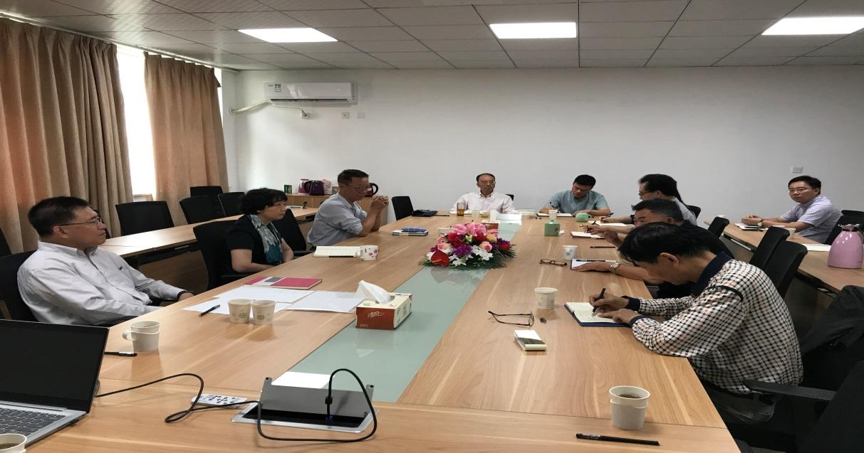 外国语言文化研究院召开本学期首次重点工作会议